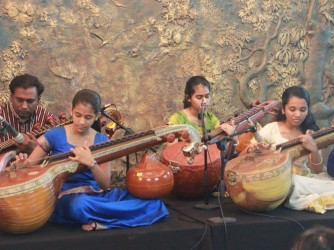 Veena Lessons by Sugam Karnatica