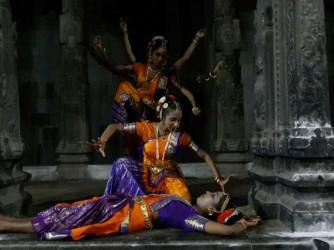 Bharatanatyam by Vijaylakshme Kala Alayam Dance School