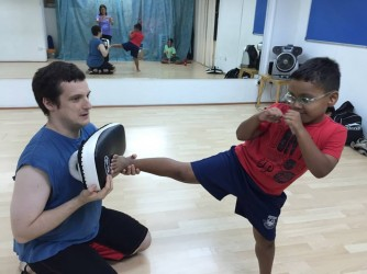 Kickboxing for Kids by Lara's Place: Activity & Learning Center