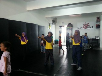 Kids' MMA (Mixed Martial Arts)  by Izza MMA