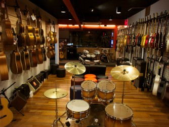 Drum Lesson by The Guitar Store @ Subang Jaya