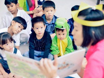 Mandarin Lessons by Bao Bei Reading Wonderland (Jln Ipoh)