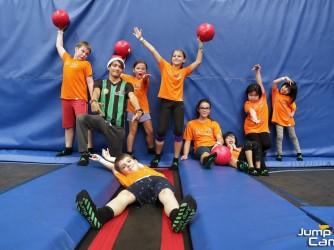 Jump Academy by Jump Street Trampoline Park