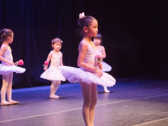 Pre-Primary Ballet by Fouettes Dance Studio