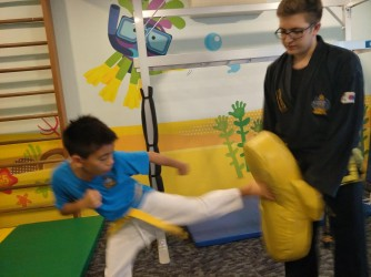 "Confidence-Boosting Martial Arts ""CKD"" @ HI-5 HOUSE OF LEARNING, DAMANSARA by Martial Hartamas"