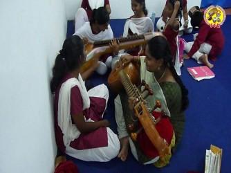 Sangeetham + Veena class by Sangeetha Swara Laya