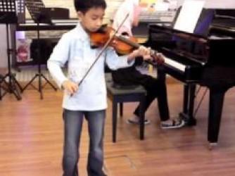 Violin Class by LS Music Sdn Bhd