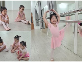 Baby Ballet by Fouettes Dance Studio