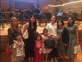 Violin lesson for kids by Ostinato Music Centre