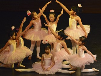 Pre-School Ballet by Federal Academy of Ballet