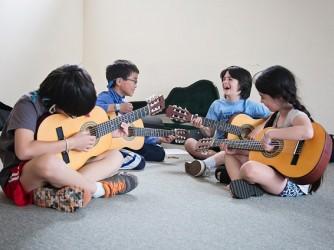 Classical Guitar Class by Waltz Music Academy