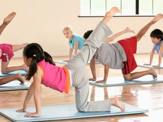 Yoga Lessons by Hi-5 House of Learning