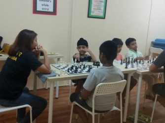 Chess for Kids  by Out of School