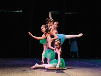 Ballet for Kids by Fouettes Dance Studio