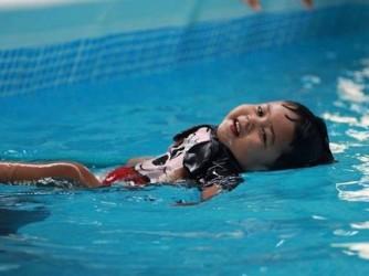 Swim'4'Tots Classes  by Splashtastik Swim School