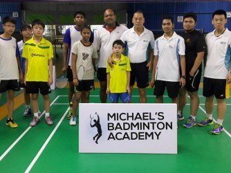 Badminton Kids Training  by Michael's Badminton Academy & Sports Sdn Bhd