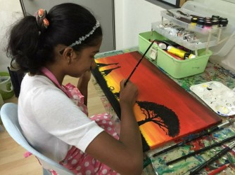 Art for Teens or Advance Students by Lara's Place: Activity & Learning Center