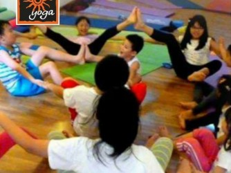 Kids Yoga by Surya Yoga