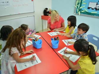 Intensive Classes - Language Development B & C  by Lorna Whiston English Language Centre