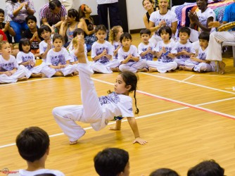 Kids Capoeira lessons by Casa Do Capoeira