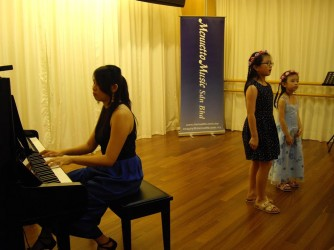Vocal Class  by Menuetto Musique Maison Sdn Bhd
