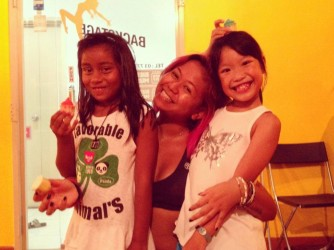 Zumba Kids  by Backstage Dance & Fitness Studio