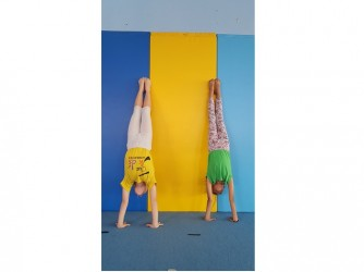 #SHP: Handstand & Cartwheel Workshop by Juzkids Gymnastics