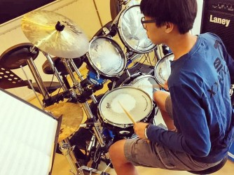Drum Lessons  by Mahogany Musical Instrument & Courses