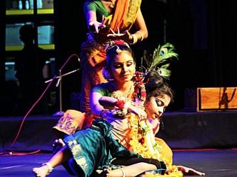 Odissi Dance by Sugam Karnatica