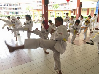 Taekwondo by CK Taekwondo Club (Kampung Tunku Hall )