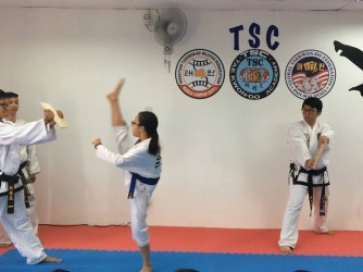 Taekwondo for kids by TSC Taekwon-Do Academy
