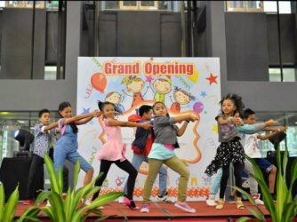 Hip-hop Foundation by Alamak Dance Studio by Alam Wakaka