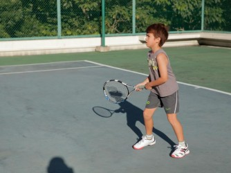 Tiny Tots Tennis Lessons by Prospin Tennis Management