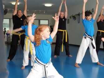 "Parents & Kids Martial Arts ""CKD"" by Martial Hartamas"