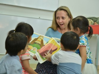 Intensive Classes - Language Development A  by Lorna Whiston English Language Centre