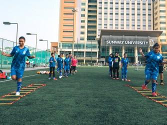 Football Lesson ( Girls ) by Dream Village Football Academy