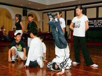 Kids Hip-Hop by Shall We Dance Studio
