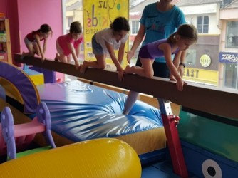 Kinder Gym by Juzkids Gymnastics
