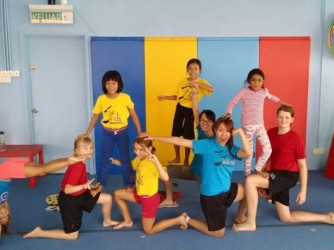 Kids Gymnastics Camp (Primary Kids) by Juzkids Gymnastics