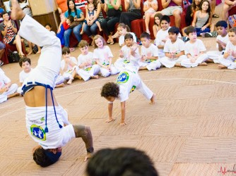 Toddlers Capoeira lessons by Casa Do Capoeira