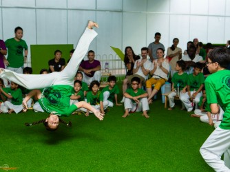 Capoeira for Kids – CapoMAX  by Casa Do Capoeira