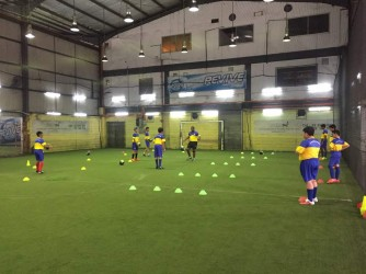 Football Lesson ( Indoor ) by El Roi Football Academy
