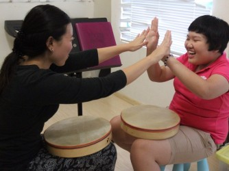 Music Therapy for Special kids by The Music Factory