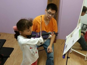 Violin Lessons by Musical Inn Music School
