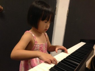 Piano Class by The Ark Studio