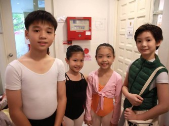 Ballet for Boys by Passion Ballet & Dance Studio