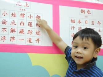 Mandarin Lessons  by Bao Bei Reading Wonderland (Taman Desa)