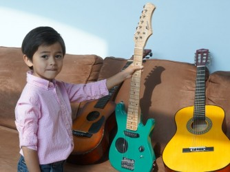 Bass lessons for Kids by Mahogany Musical Instrument & Courses