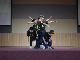 Hip-Hop for Kids by Swanlina Dance Studio