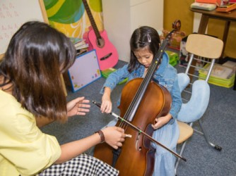 Cello Lessons by Sottovoce Musique